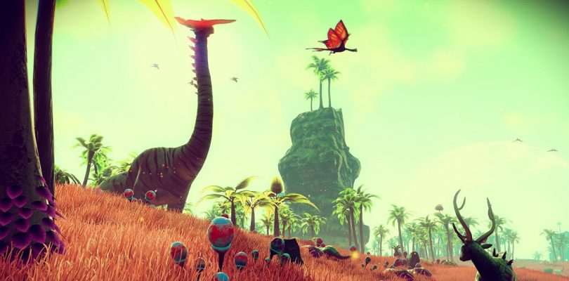 No Man Sky : Update Foundation arrive