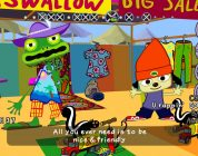 PSX 2016 : PaRappa the Rapper, Loco Roco et Patapon Remastered arrive sur PS4