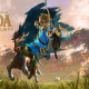 Zelda Breath of the Wild : Vidéo gameplay sur Nintendo Switch