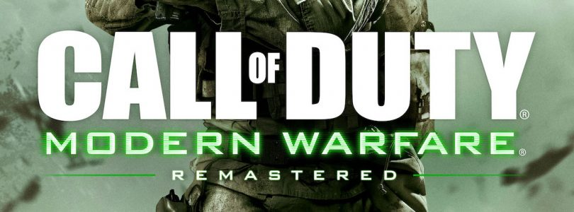 Call Of Duty 4 : Modern Warfare Remastered – Double XP pour ce weekend