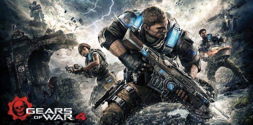 Gears of War 4 : Week-end Cross-Play Xbox One-PC