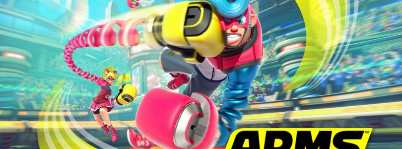 Nintendo Switch : Arms punch sur Switch