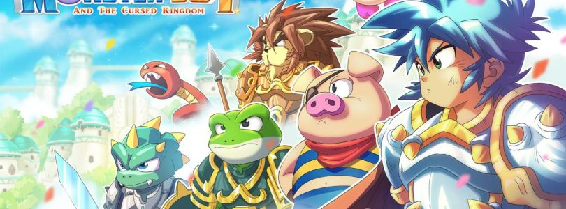 Monster Boy and the Cursed Kingdom sortira sur Nintendo Switch