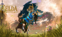Zelda Breath of the Wild : Trois figurines de Link