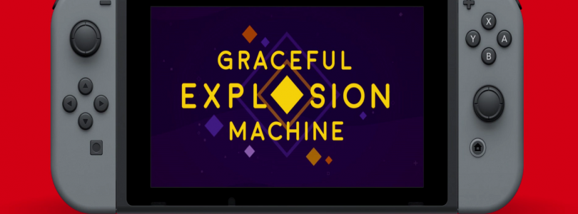 Graceful Explosion Machine : trailer pour la Nintendo Switch