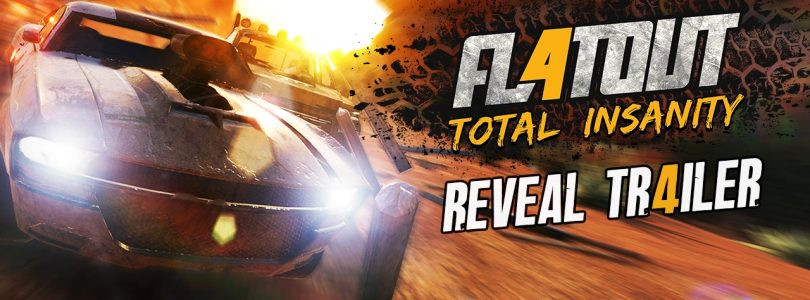 FlatOut 4 : Total Insanity – un trailer de lancement