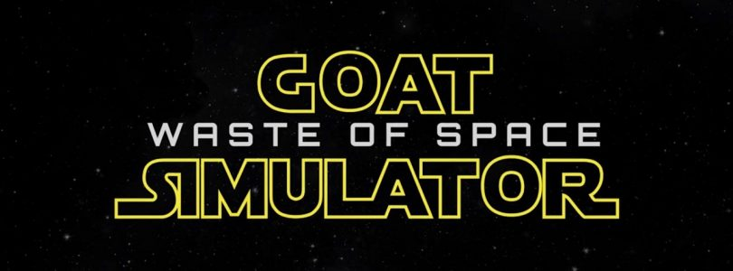 Goat Simulator : Waste of Space sur PS4