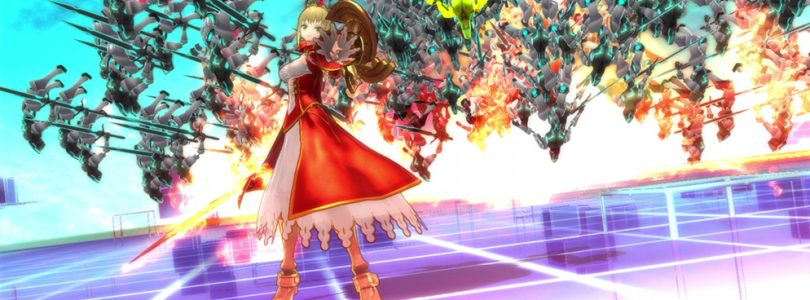 Fate/Extella: The Umbral Star – Annoncé sur Nintendo Switch