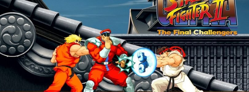 Ultra Street Fighter II : The Final Challengers -Affronter à deux l'ordinateur
