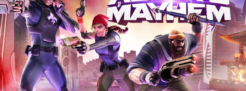 Agents of MAYHEM : Un nouveau trailer