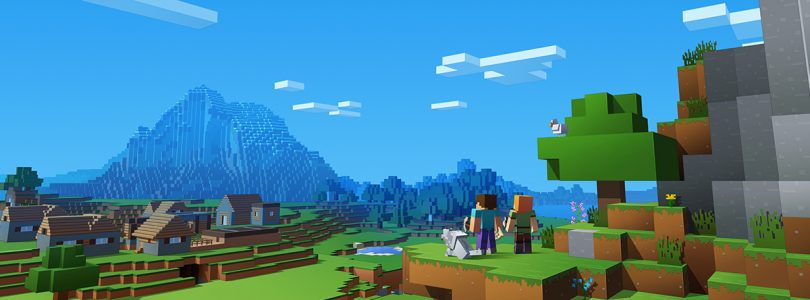 Minecraft : De la 1080p sur la Nintendo Switch