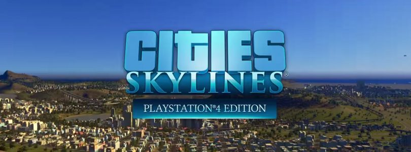 Cities: Skylines arrive en août sur PlayStation