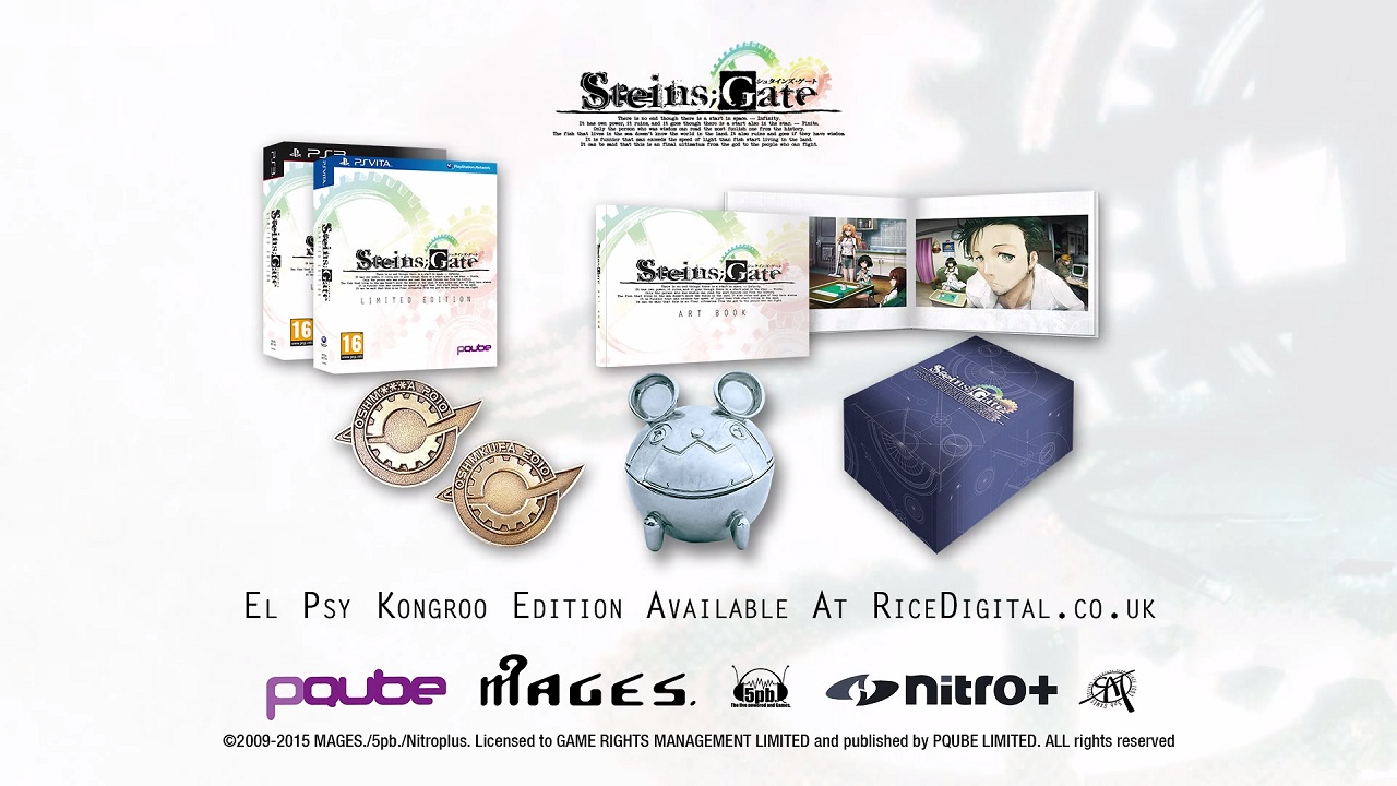 Bundle Steins;Gate