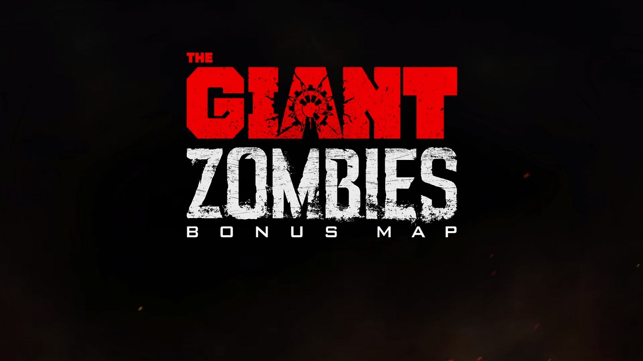 Call Of Duty Black Ops III map Giant