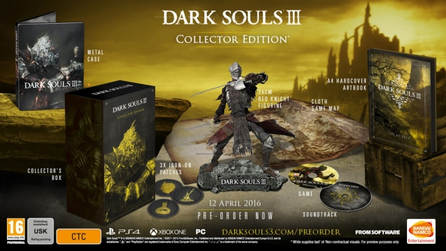 Dark Soul III Collector Edition 101115 image 2