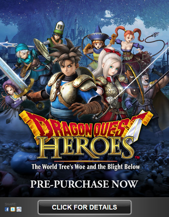 Dragon Quest Heroes sur PC 161115 image 1