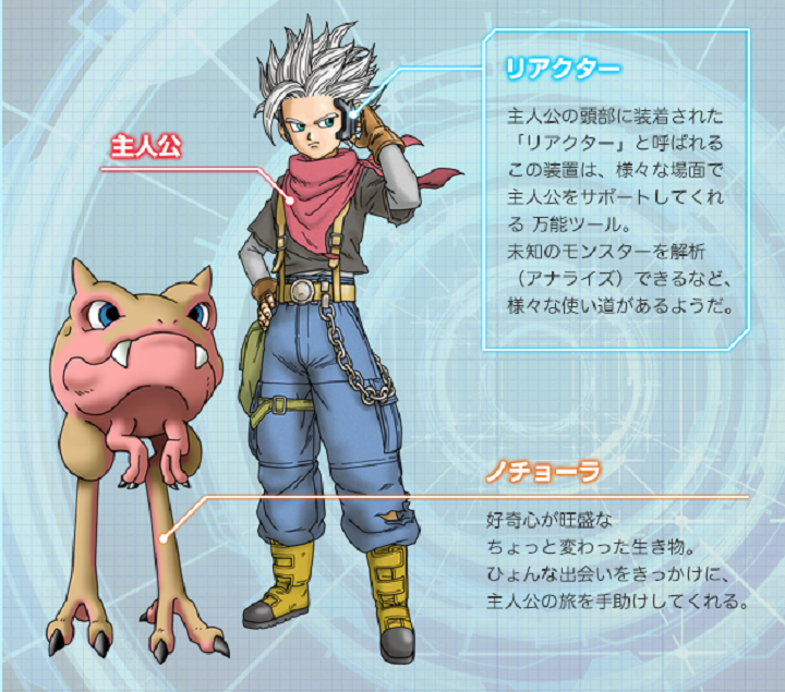 Dragon Quest Monsters Joker 3 : de nouvelles informations - GamersNine