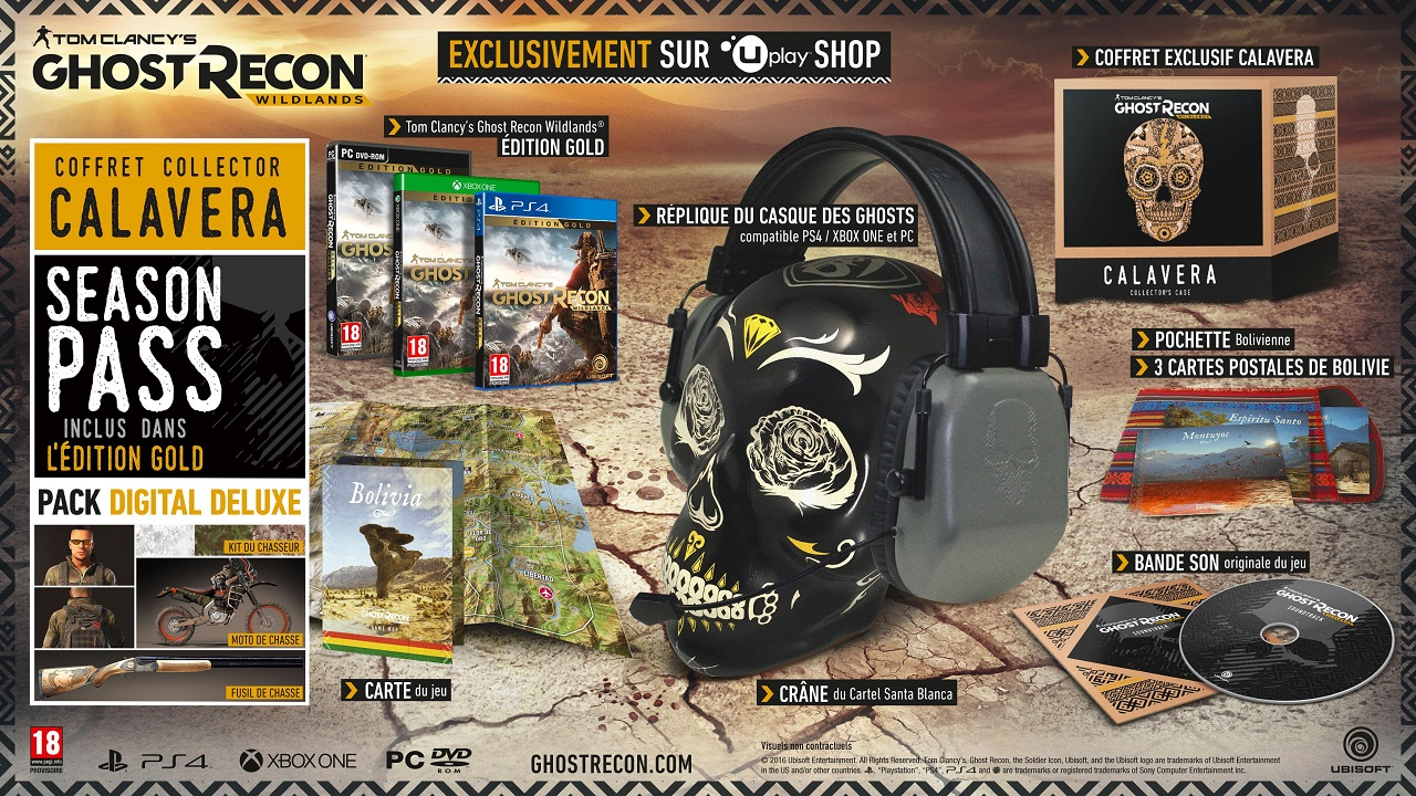 Ghost Recon Wildlands 26.05.2016 image 4