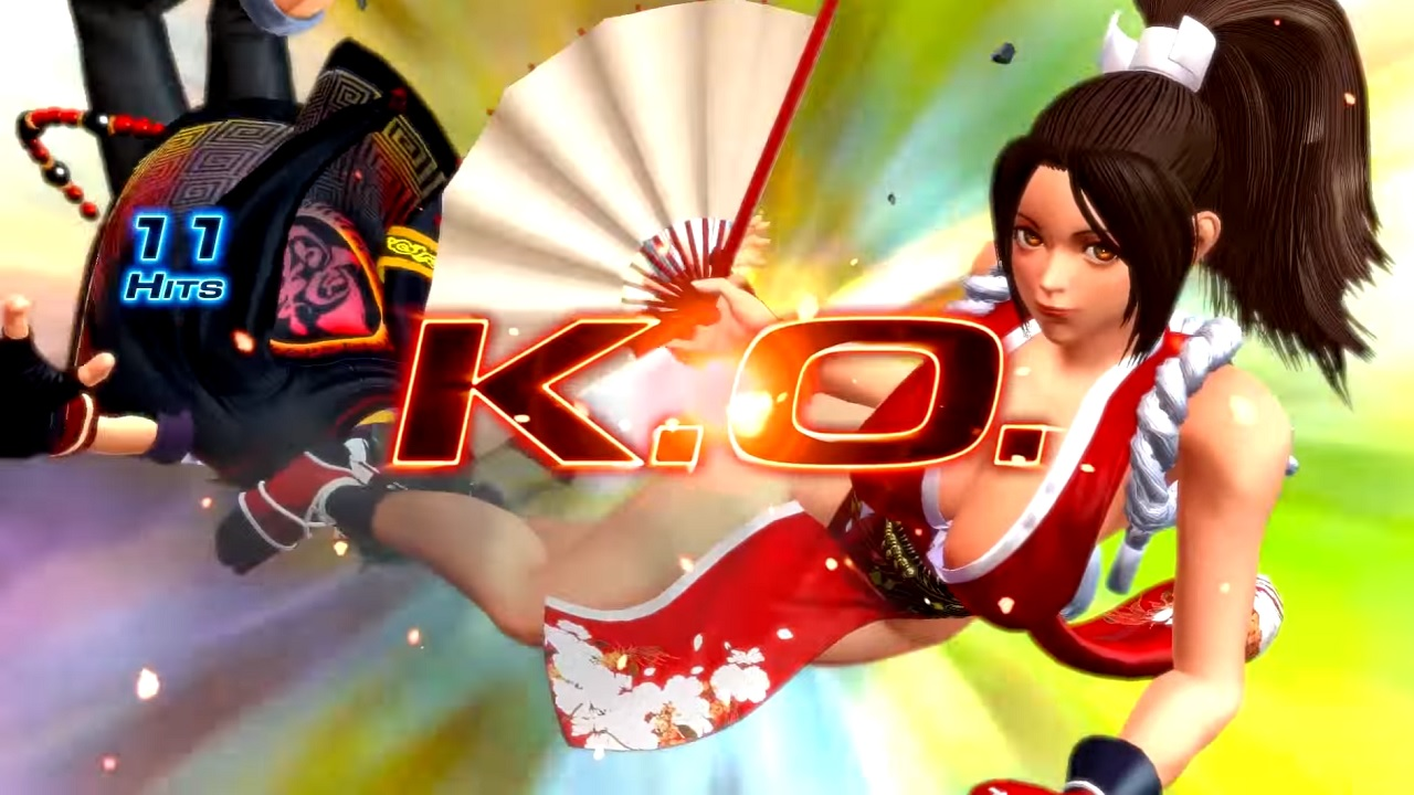 the king of fighters XIV 19062016 image 1