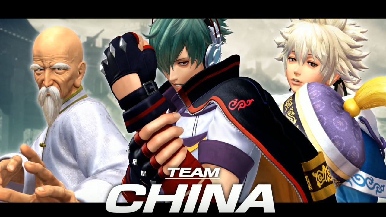 The King of Fighters XIV 19.07.2016 image 1