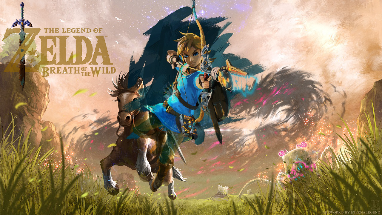 how to play zelda breath of the wild pc