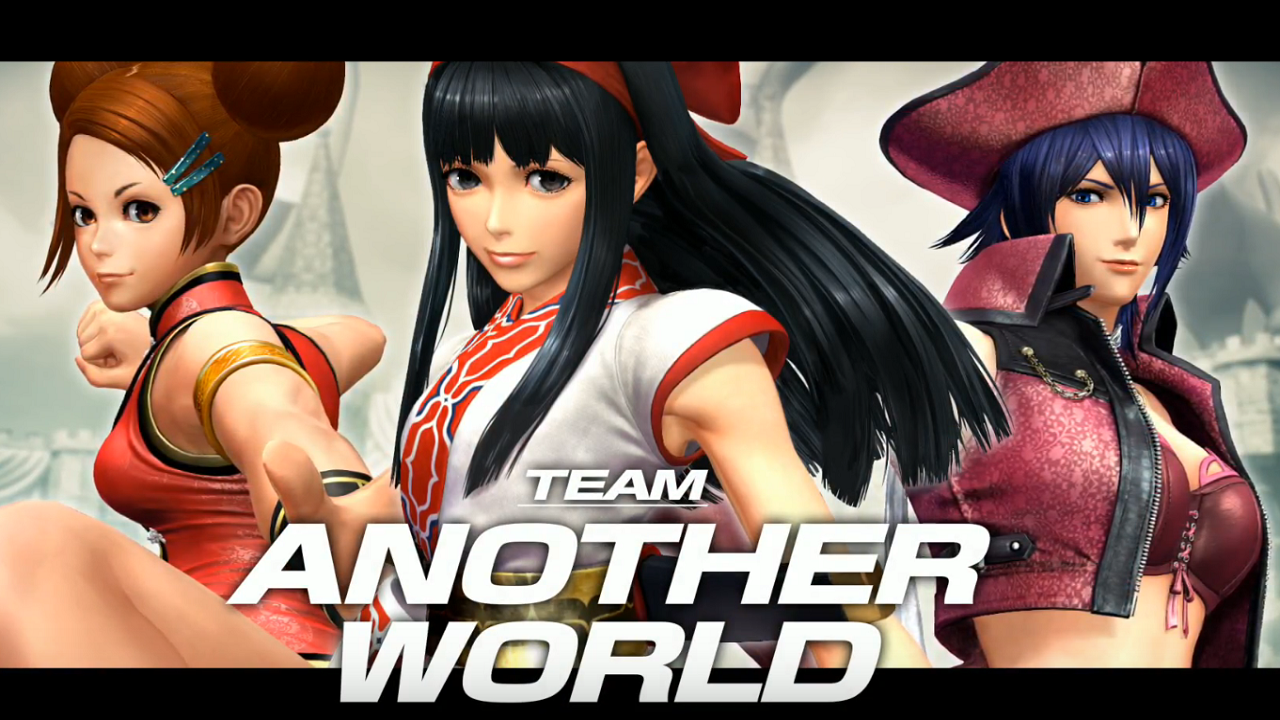 the king of fighters 12.08.2016 image 1