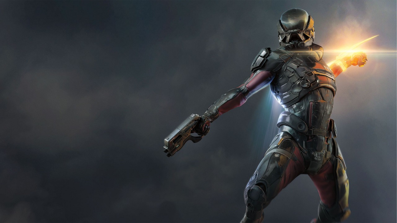 Mass Effect Andromeda X5 Ghost: Mass Effect Andromeda : Ajout De L'arme X5 Ghost