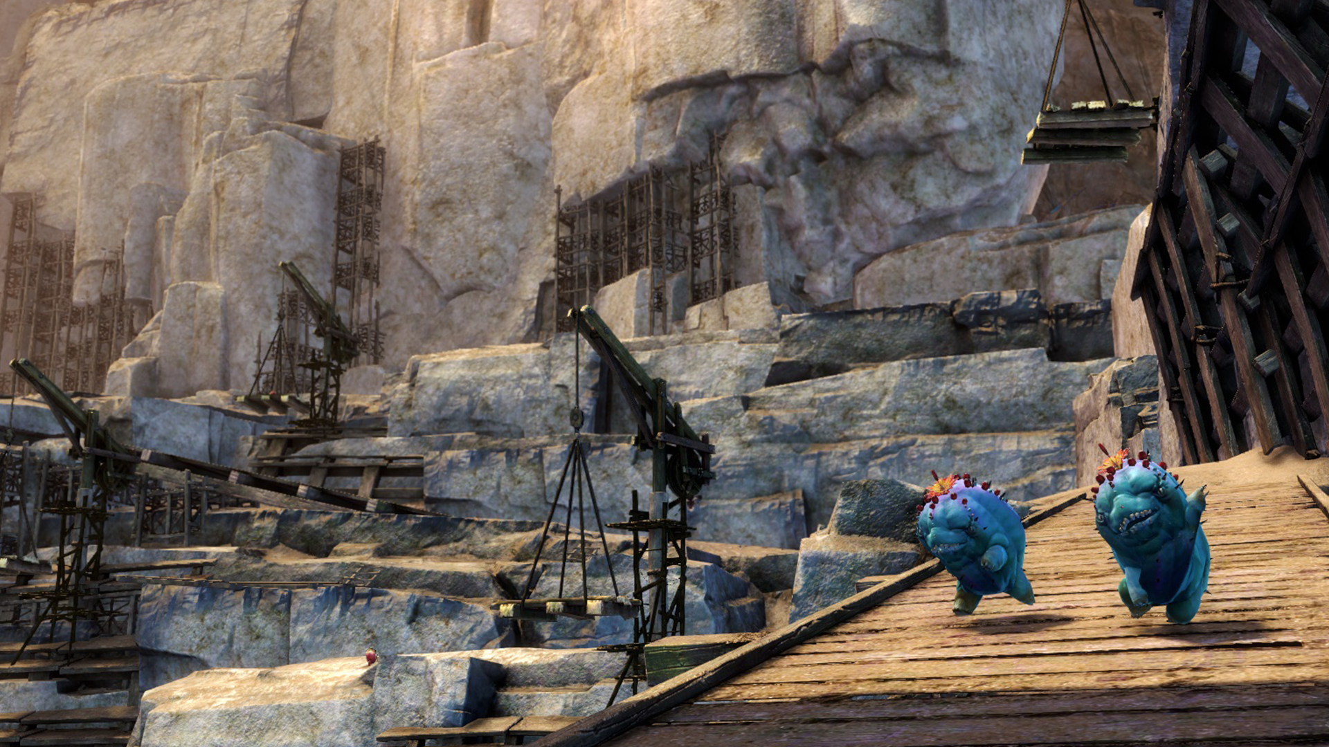 Test de Guild Wars 2: Path of Fire, A l'assaut de Balthazar - GamersNine