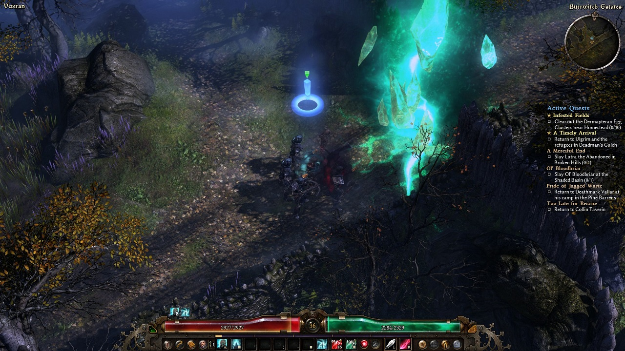 Test de Grim Dawn - Ashes of Malmouth - GamersNine