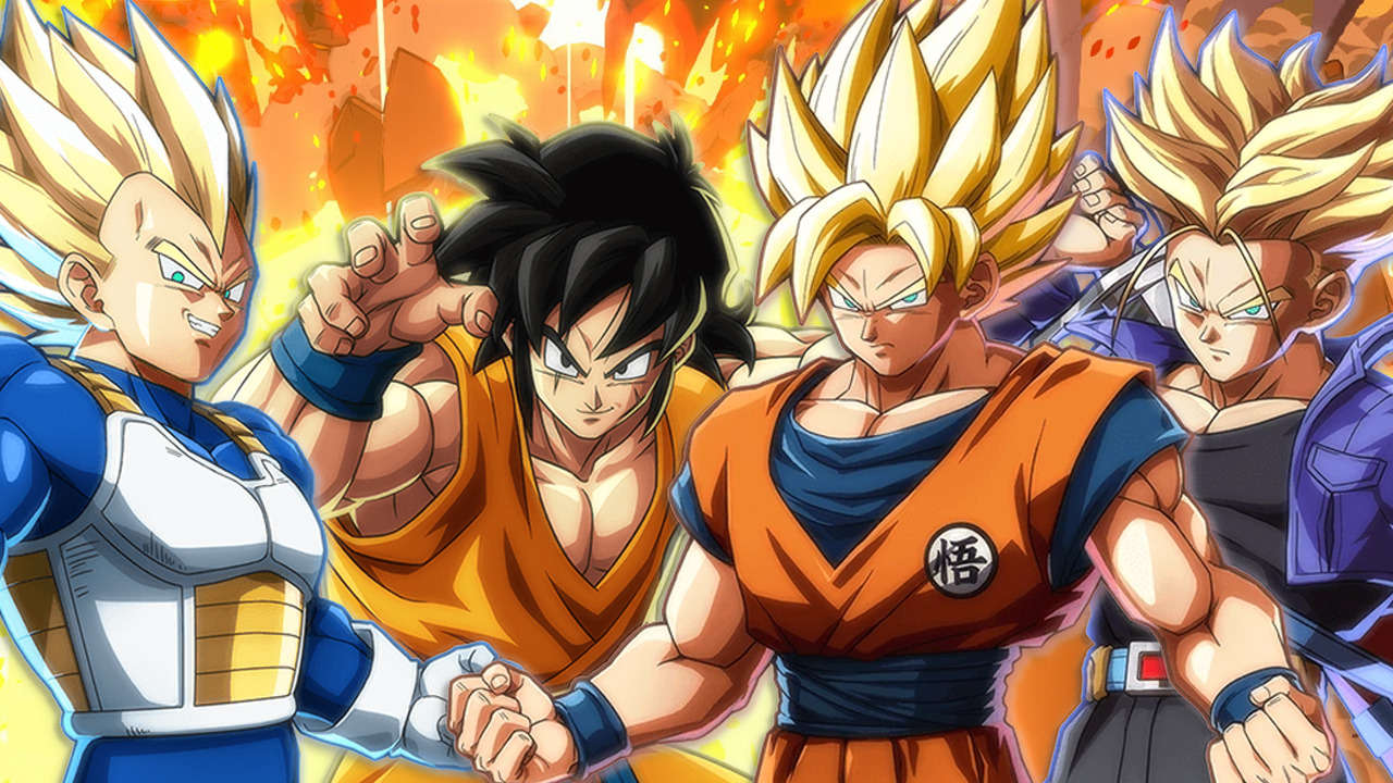 Dragon ball fighterz le jeu de combat le plus populaire - Tout les image de dragon ball z ...