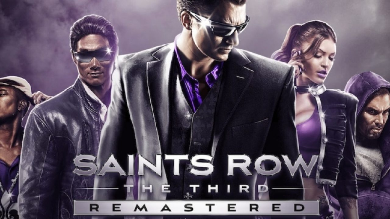 Saints Row The Third Remastered : Toujours plus de Saints dès le ...