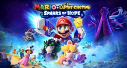 Ubisoft annonce mario + the lapins crétins sparks of hope