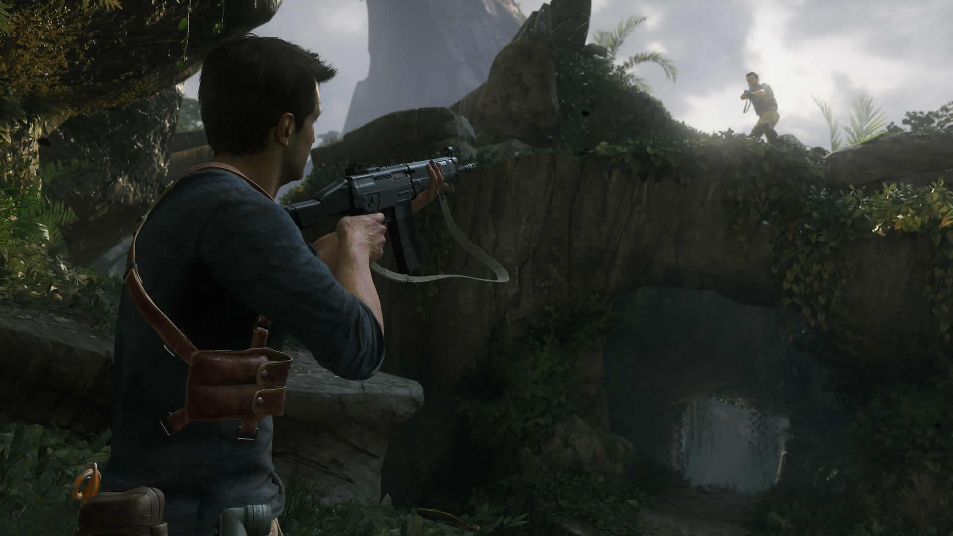Uncharted 4 : Concept arts et images