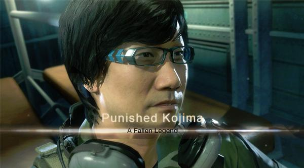 Punished Kojima