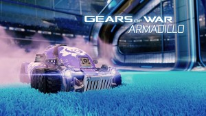 Gear of War Armadillo Rocket League 051215 image 3