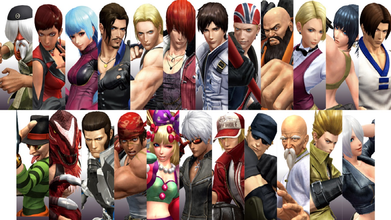 THE KING OF FIGHTERS XIV 18032016 image 10