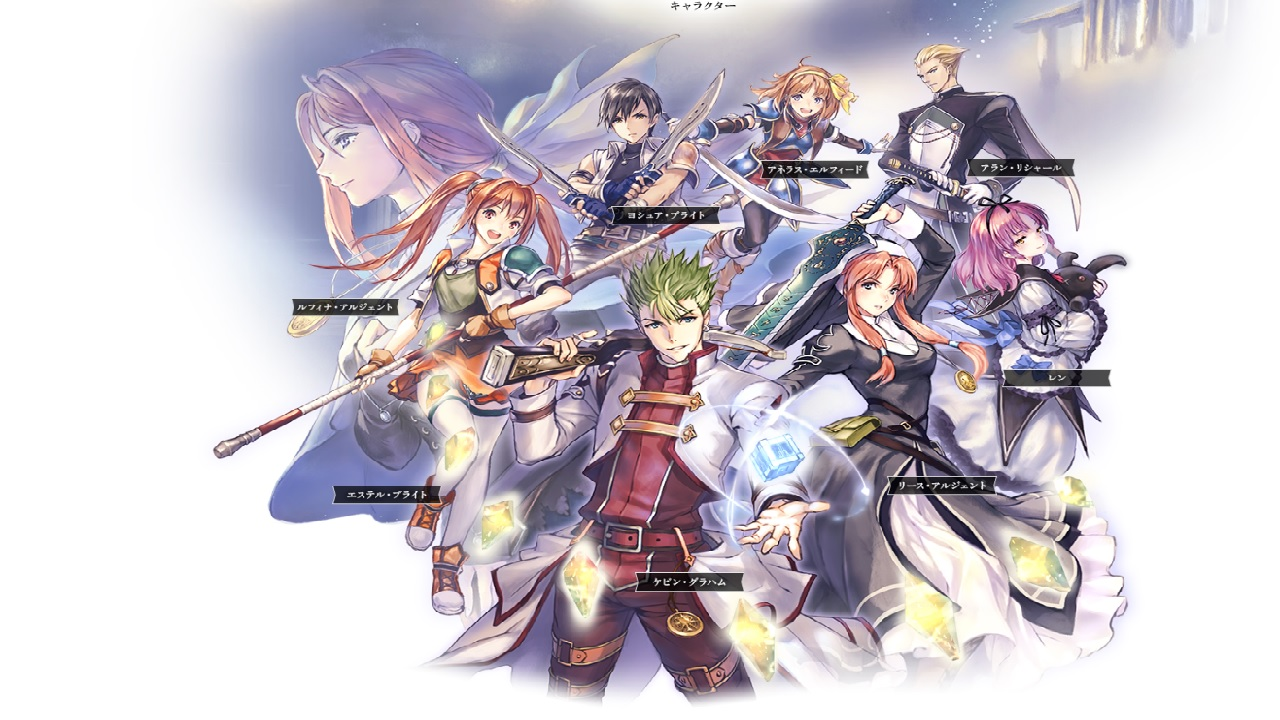 The Legend of Heroes Trails in the Sky the 3rd Evolution 23032016 image 3