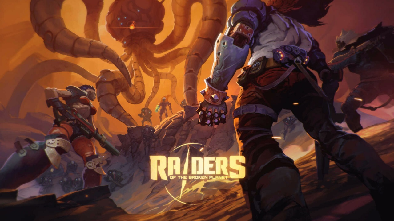 Raiders of The Broken Planet 12072016 image 1