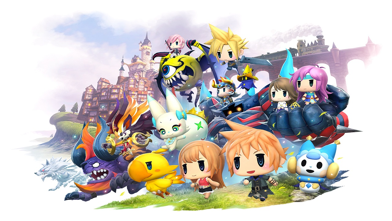World of Final Fantasy 02082016 image 1