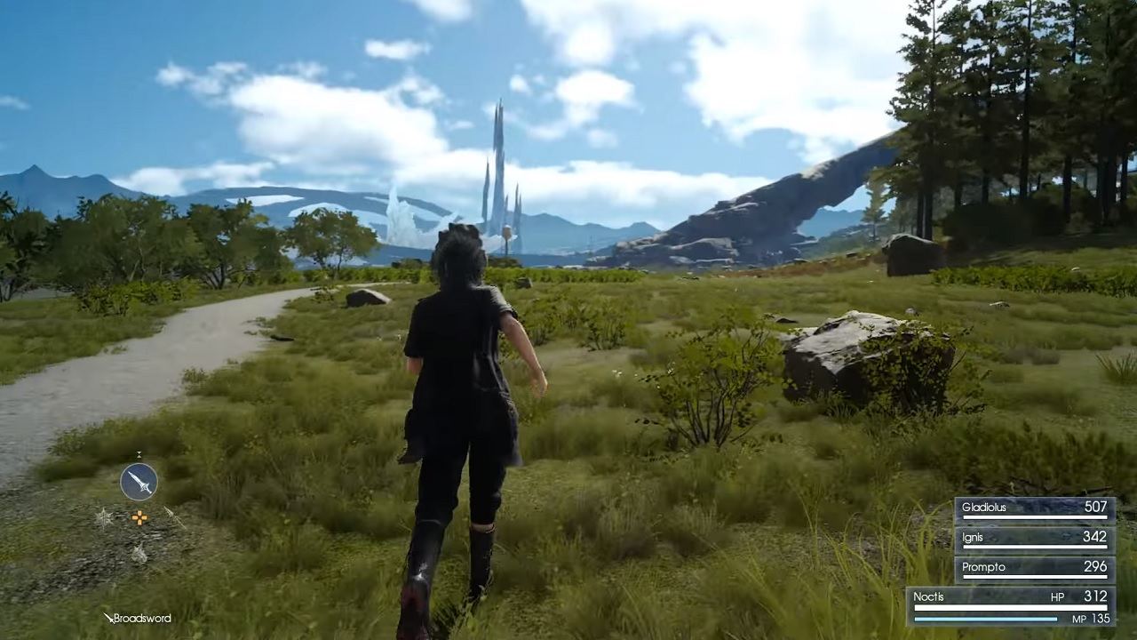 final fantasy XV PC 01082016 image 18